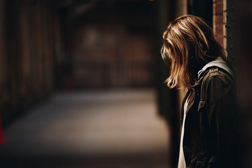 Scheiden of uit elkaar gaan